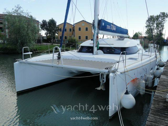 Nautitech 44 Sailing boat used for sale