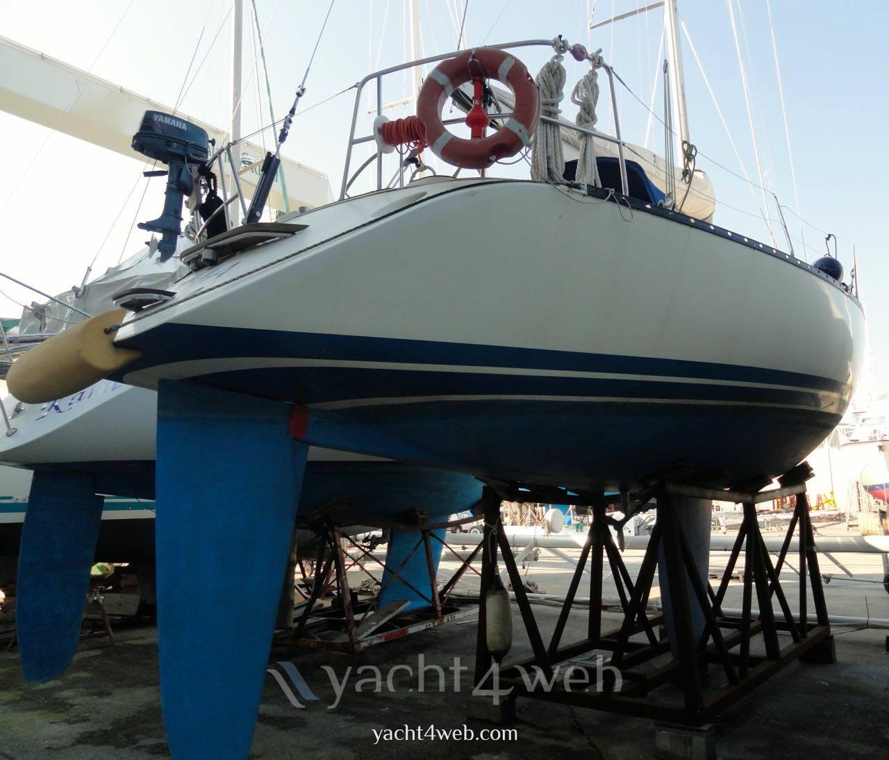 X yacht 402