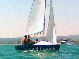 Mastro di ascia Spectre 20 day sailer
