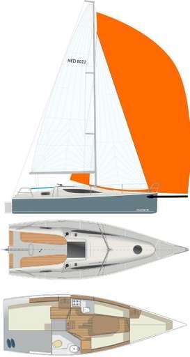 Nautiner yacht Nautiner yacht Nautiner 30s race