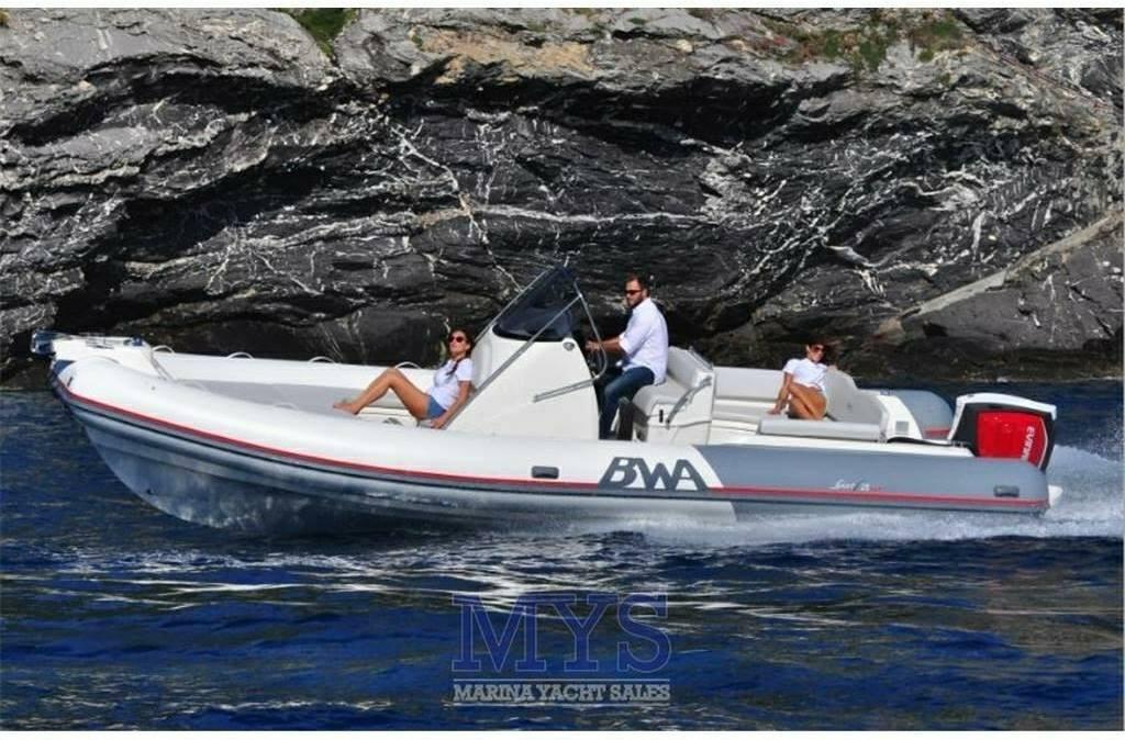 Bwa Nautica 28 sport gtc