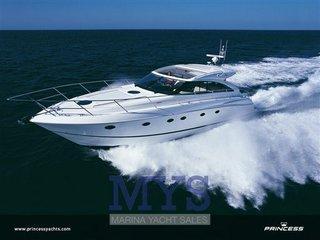 Princess yachts V 53