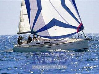 Dufour yachts 34