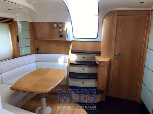 Disegno Bagno Absolute : Prova in mare e che mare per navetta di absolute yachts