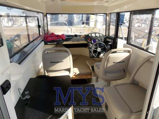Quicksilver Quicksilver 755 pilothouse
