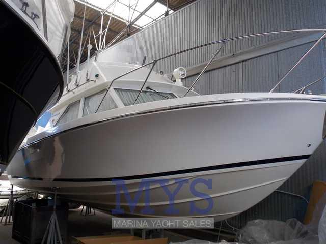 Bertram Yacht 28' fbc