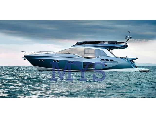 Sessa Marine Fly 21 gullwing