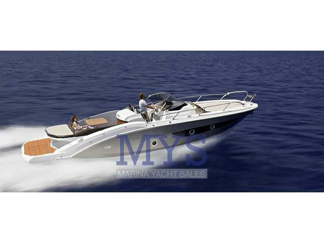 Sessa Marine Key largo 34 ib
