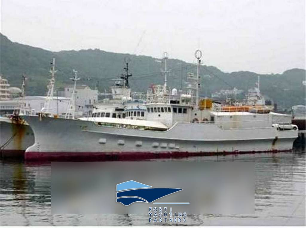 Photographs and images japan long liner fishing boat for Japanese fishing boat