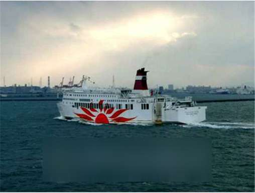 Photographs and images Japan  Photo research boats and