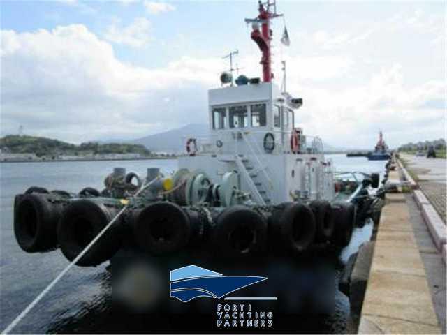 Asahi-zosensho Harbor tug boat