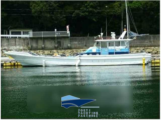 Japan Fishing boat