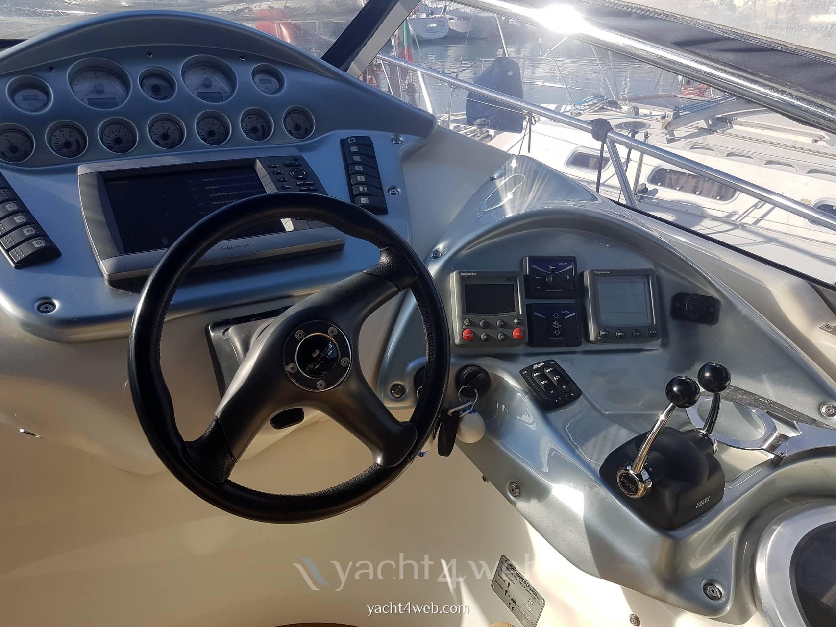 CRANCHI Zaffiro 36 Instruments de navigation