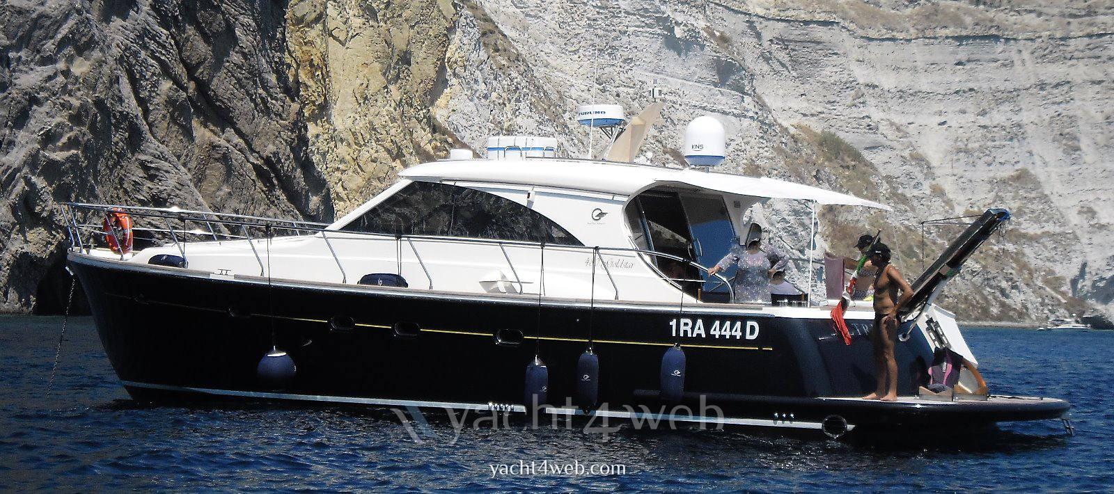 CANTIERE DEGLI ESTENSI Goldstar 480 Barca a motore usata in vendita