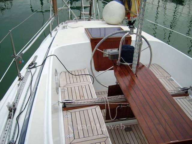 CBS Serenity 37' barca a vela