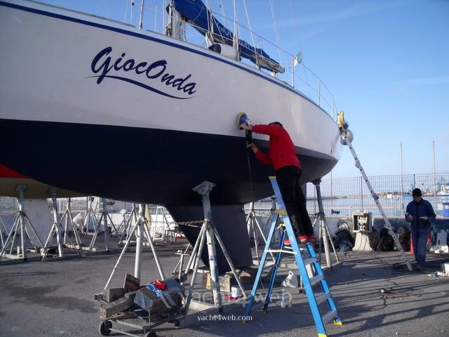CBS Serenity 37' Barca a vela usata in vendita