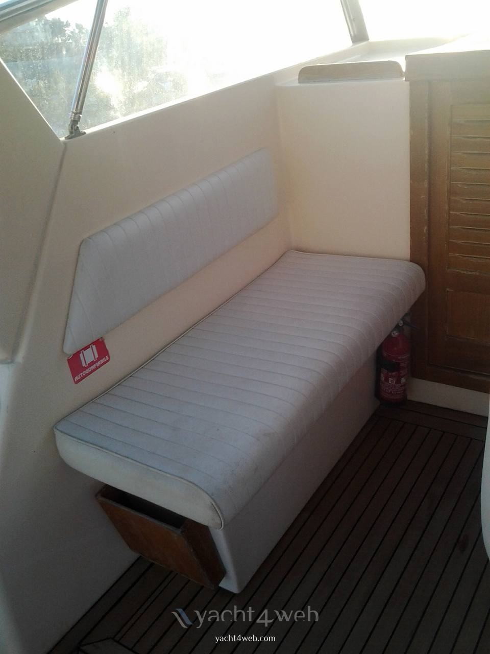 APREA MARE 750 cabin Gozzo Cabinato usato