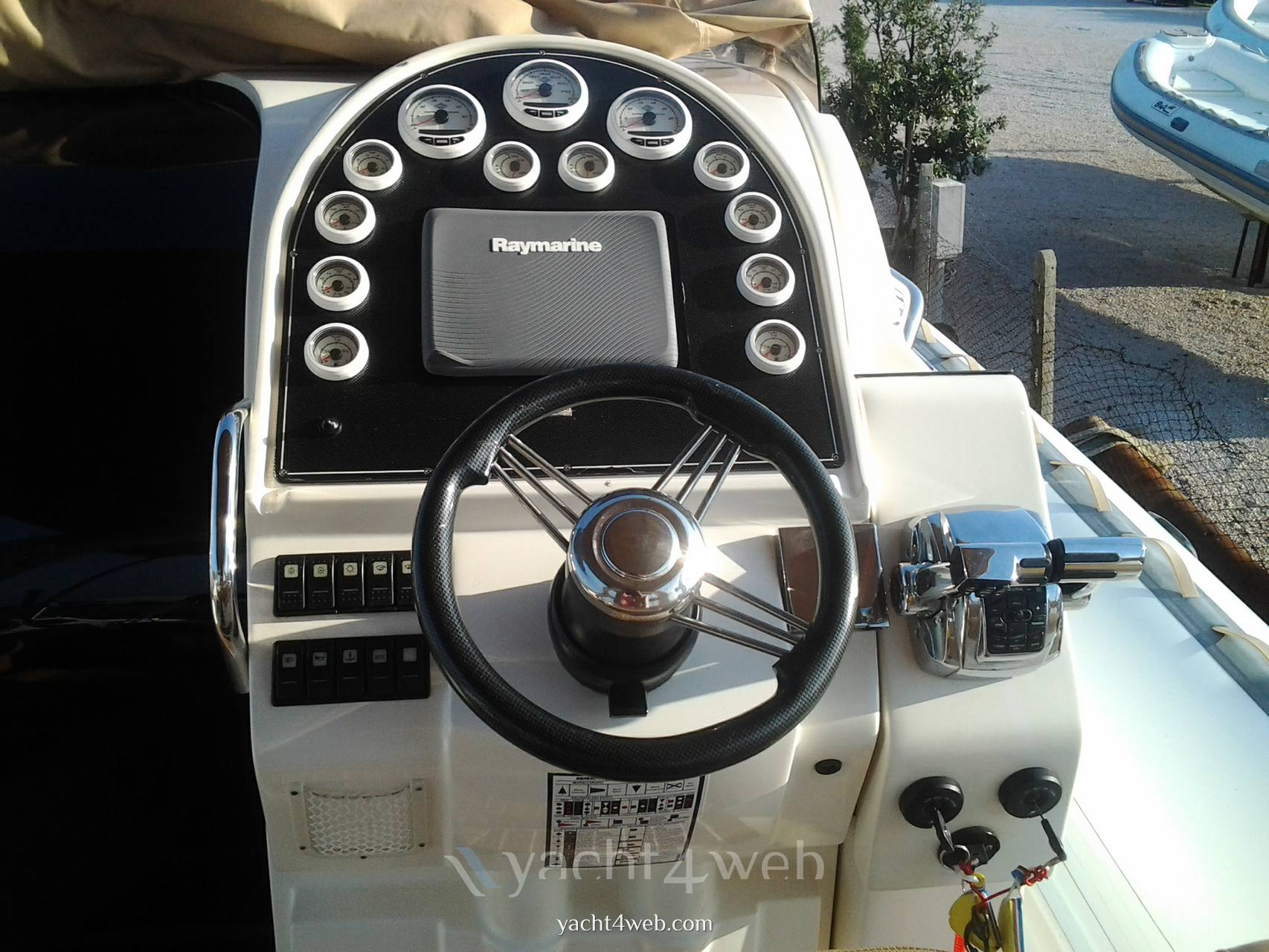 BWA 34 efb premium Gommone used boats for sale