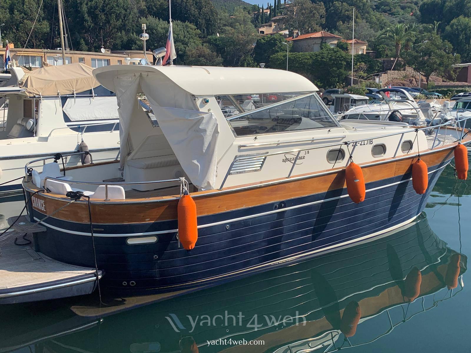 Aprea Mare 38' comfort Gozzo cabin cruiser