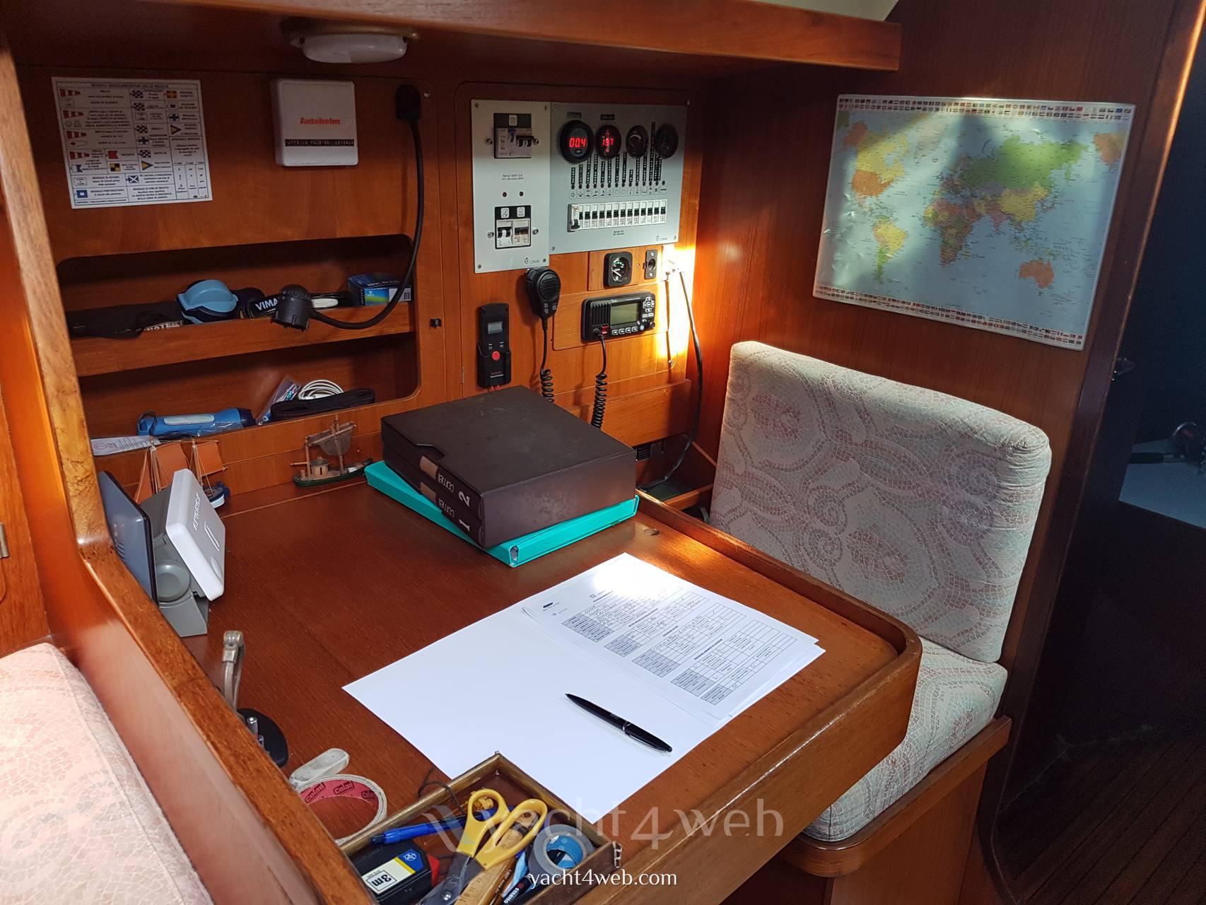 Comar Comet 12 barca a vela