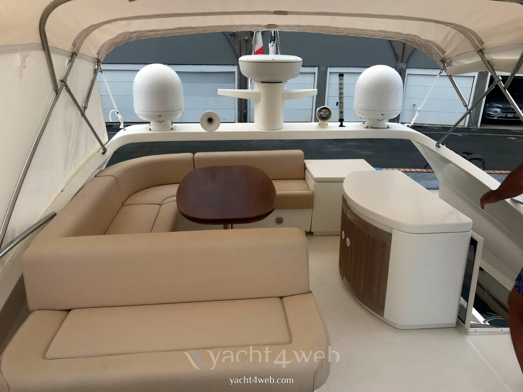 Abacus Marine Abacus 62' Motor boat used for sale