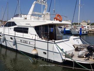Raffaelli Yachts Ouragan 52 fly