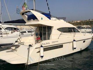 Alpa yacht 36 classic fly