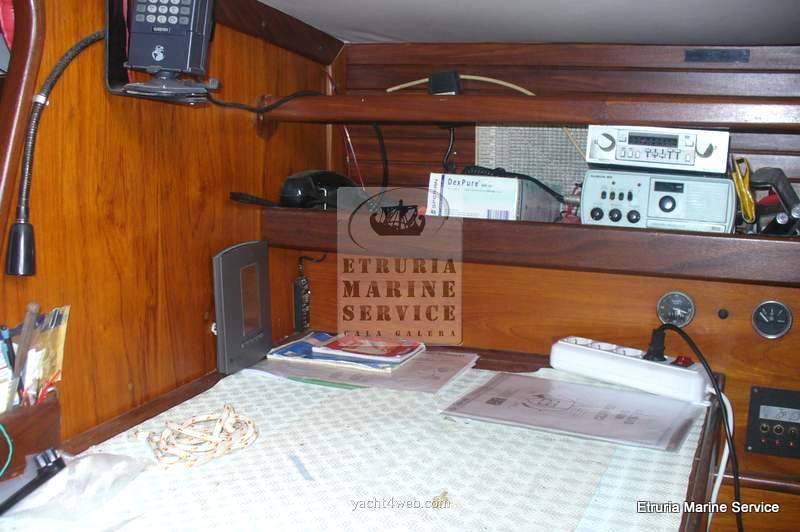 Beneteau Idylle 11.50 - Photo Instrumentation 1