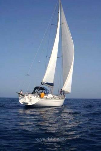 elan 45 used italy liguria sailing boat of the yard elan. Black Bedroom Furniture Sets. Home Design Ideas
