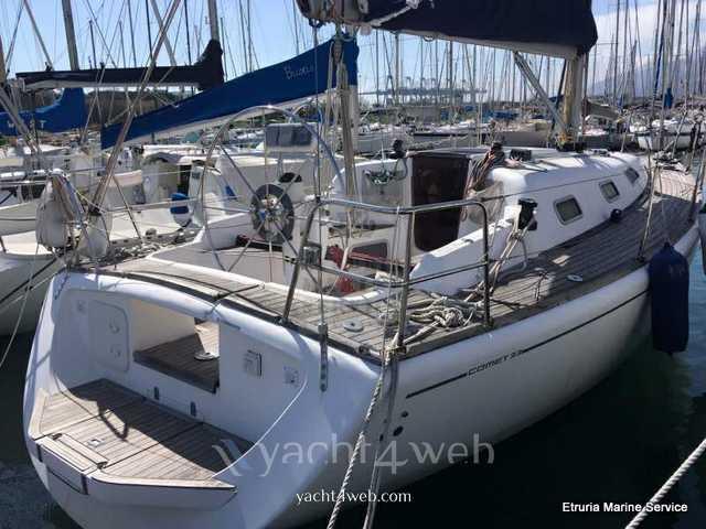 Comar Yachts Comet 33 performance