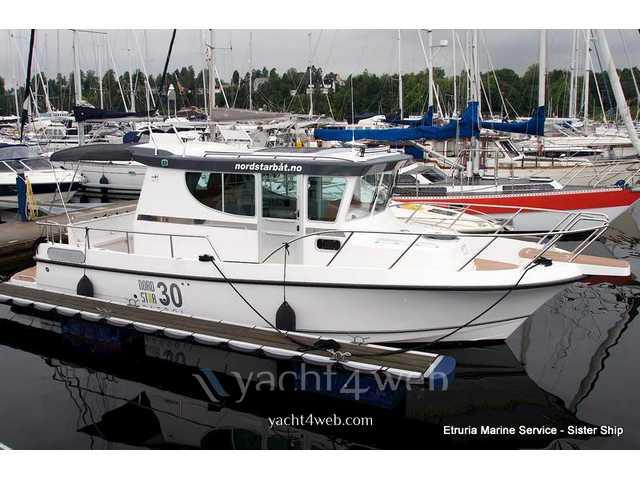 Linex-Boat Oy Nordstar 30 patrol wa demo
