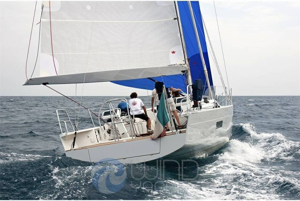 Vismara marine Fast cruiser 47