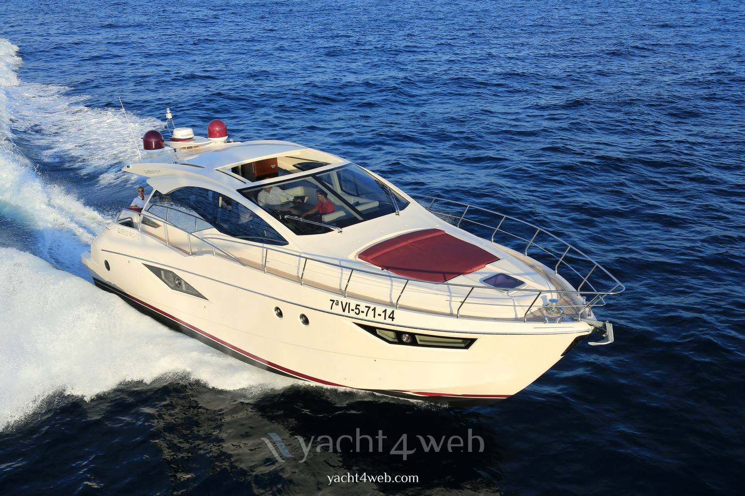 Queens yachts Queens 50 hard top new Жесткий верх