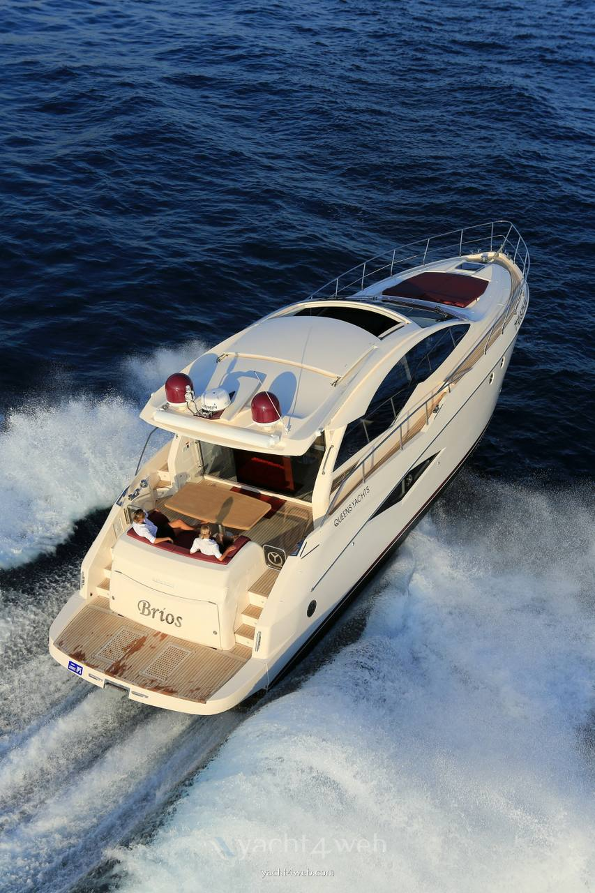 Queens yachts Queens 50 hard top new Motor boat used for sale