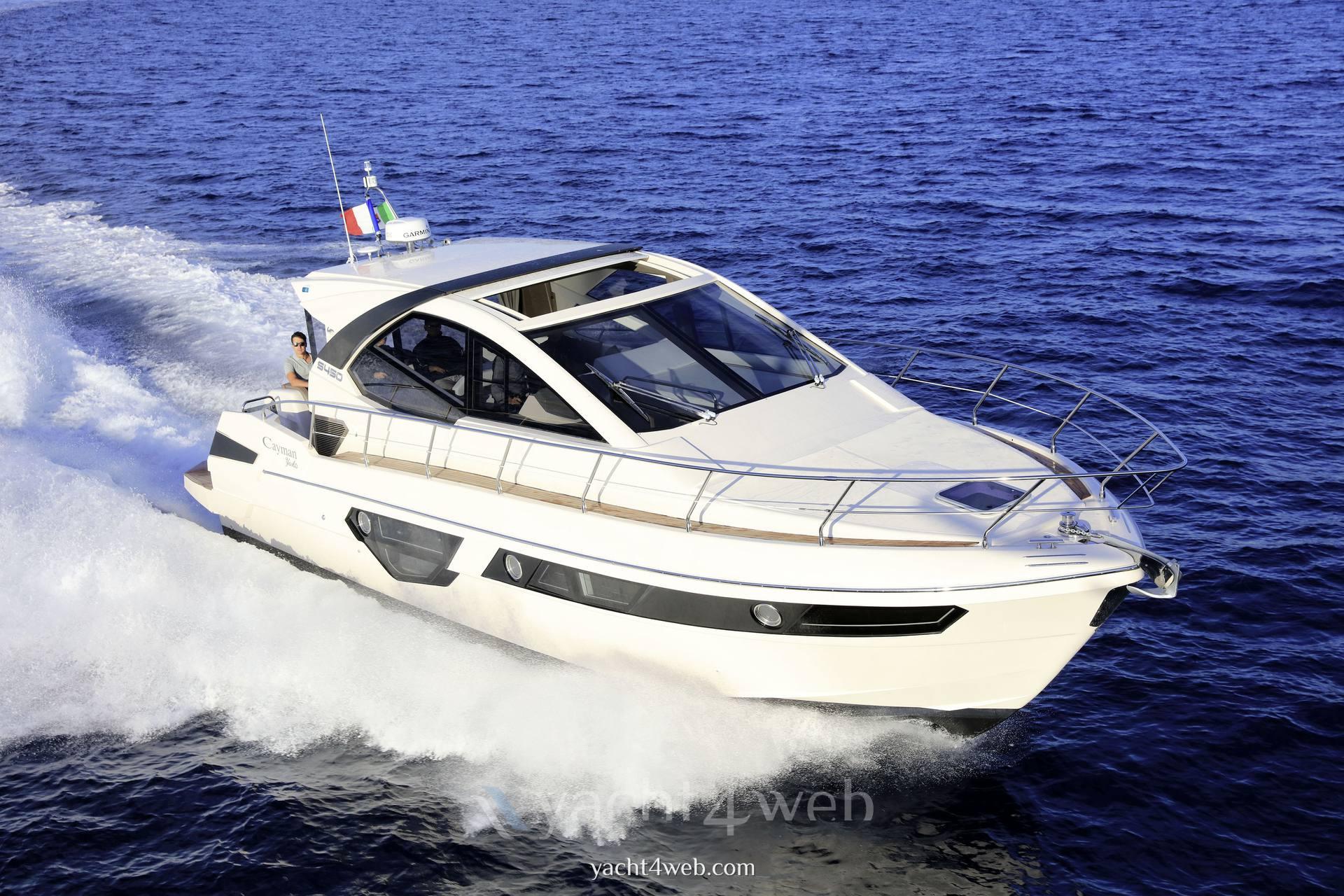 Cayman Yachts S450 new 2018 Barca a motore nuova in vendita