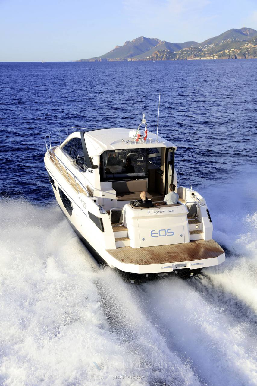 Cayman Yachts S450 new 2018 barca a motore
