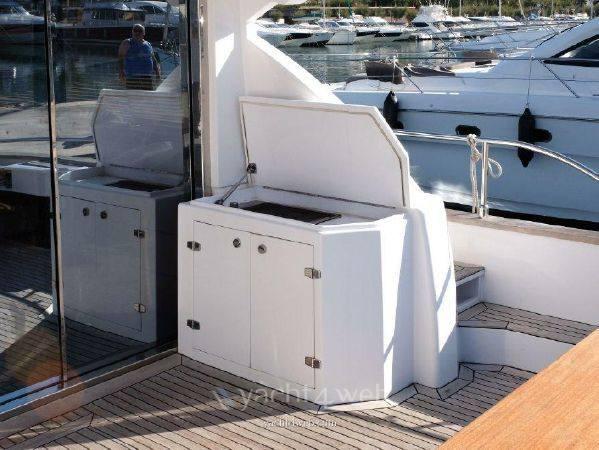 CAYMAN YACHTS 57 Motor Yacht Planante usato