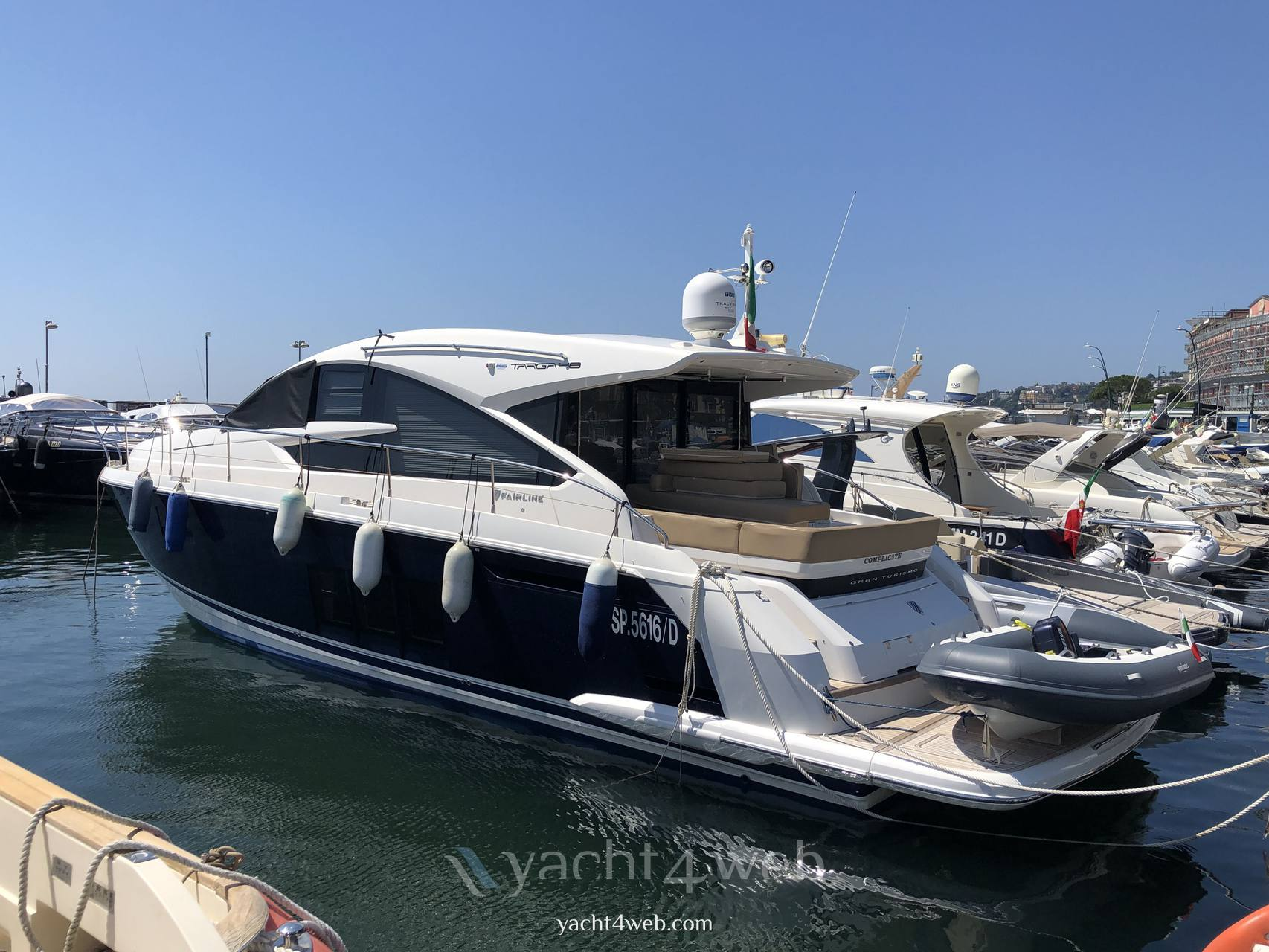 FAIRLINE Targa 48 gt usado