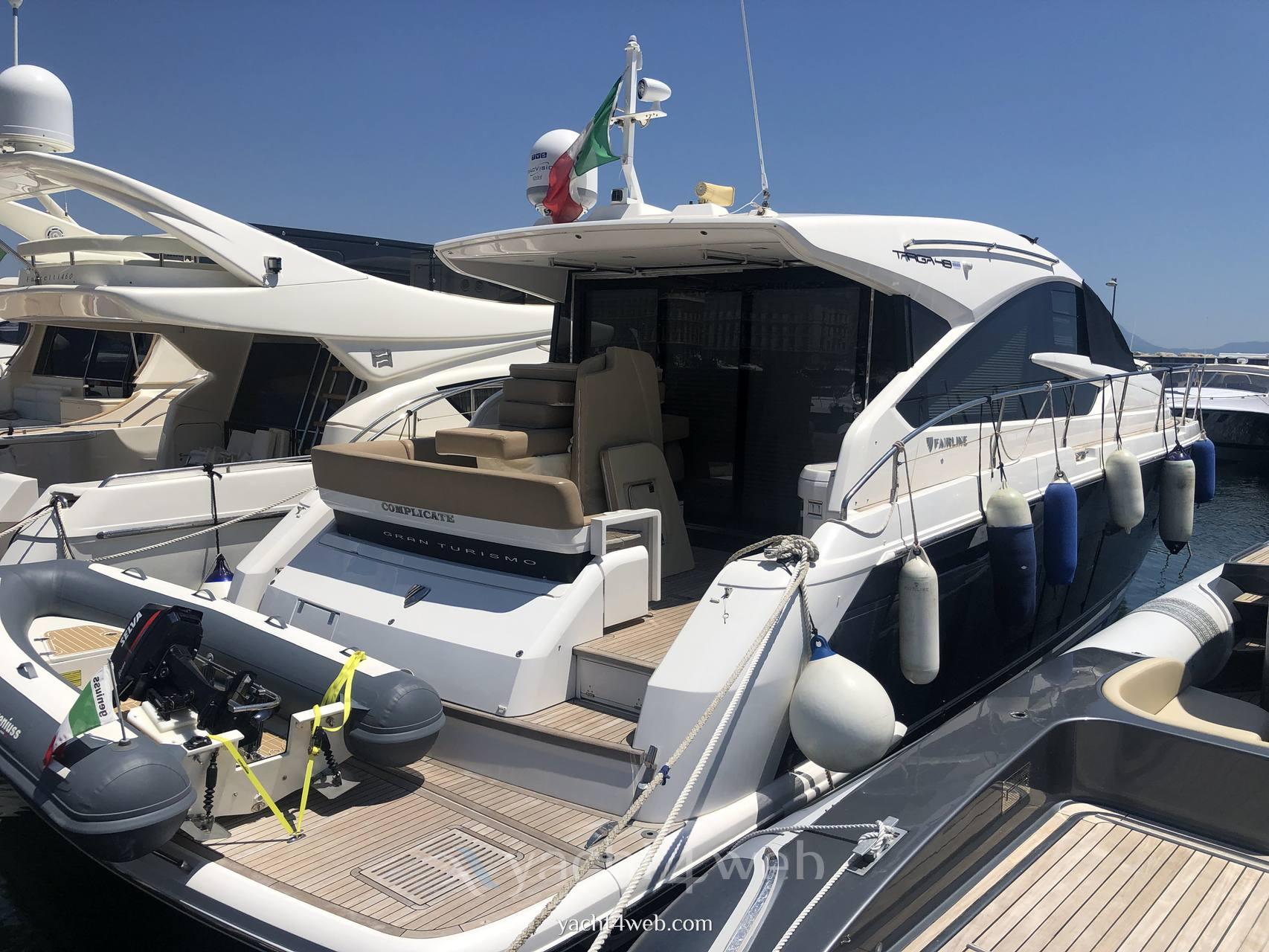 FAIRLINE Targa 48 gt Motor boat used for sale