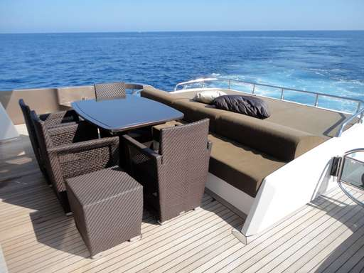 Queens yachts Queens yachts 86 sport fly