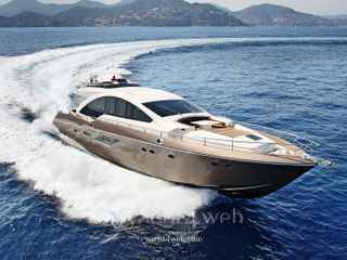 Queens Yachts 86 sport fly