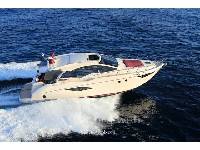Queens yachts Queens 50 hard top new