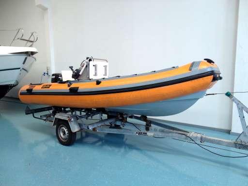 Jokerboat Jokerboat 470