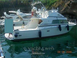 Bertram yacht 33' sf