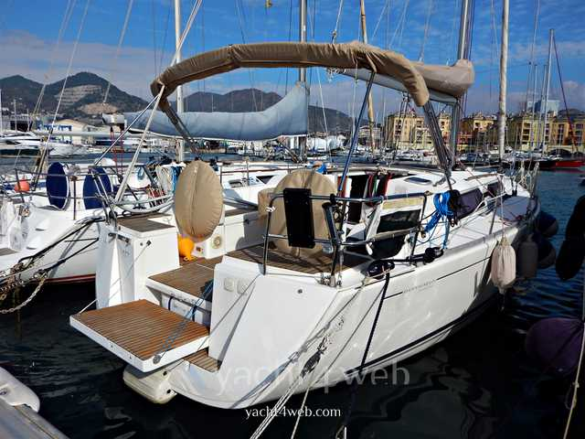 DUFOUR YACHT 375 grand large