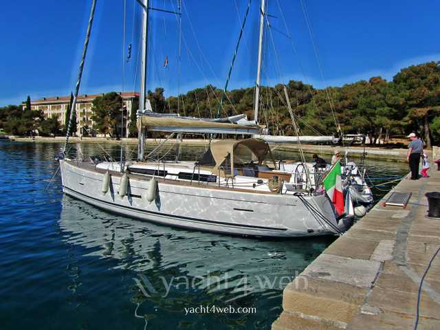 Dufour yachts 445 grand large