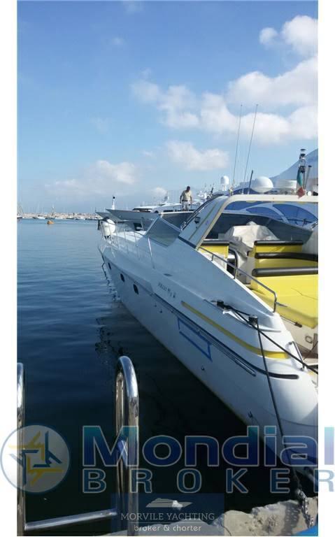Ab-yacht Follia 55 - Фото Неклассифицированные 3