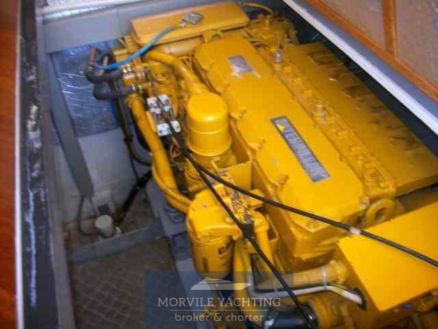 Azimut 36 Engine