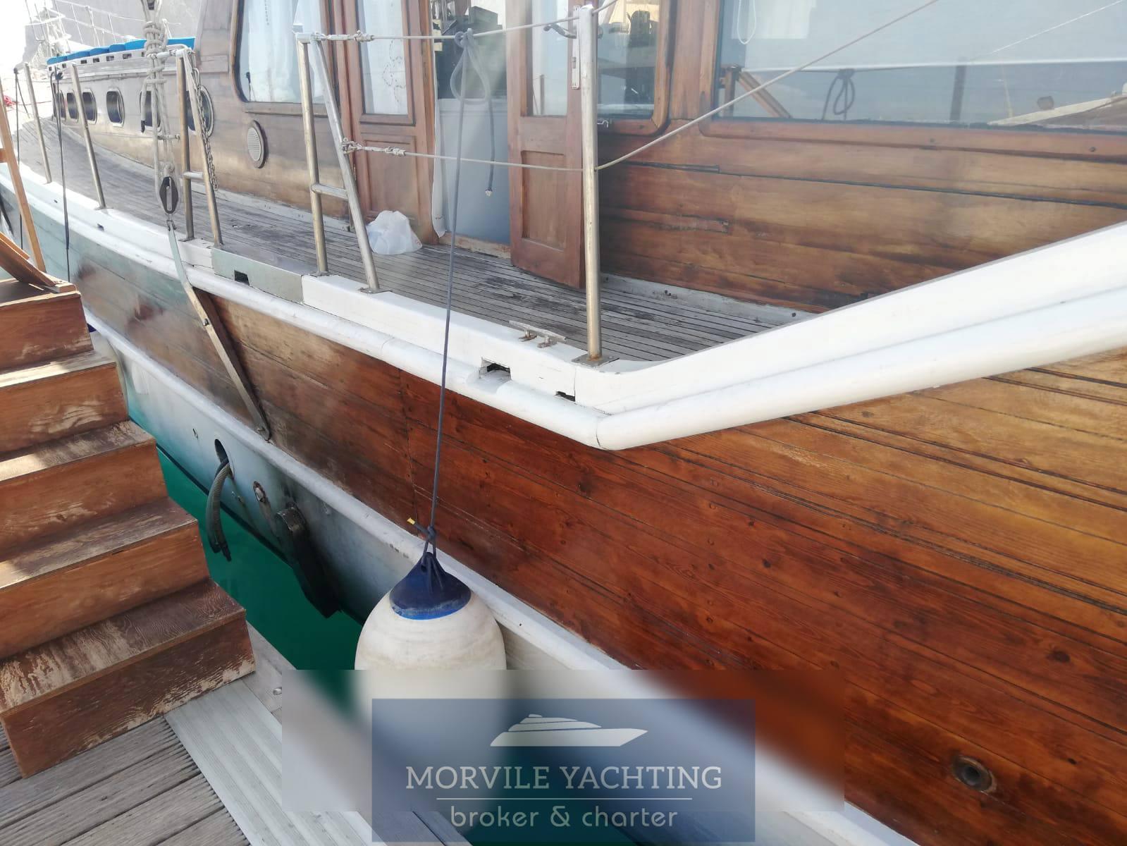 Caicco-ali-djen Turchia Barca a vela usata in vendita