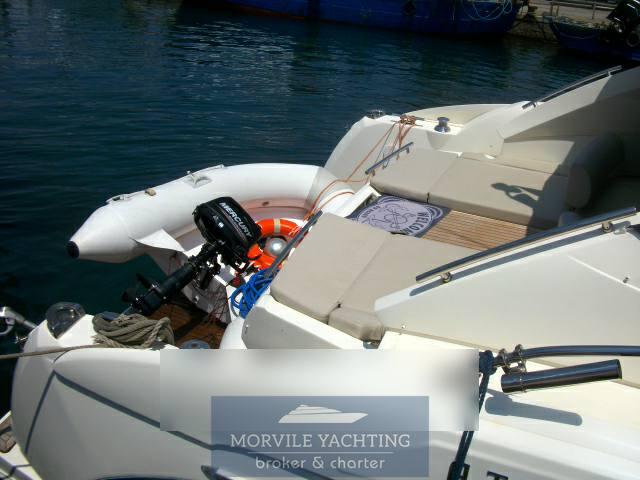 Atlantis 50 ht motor boat